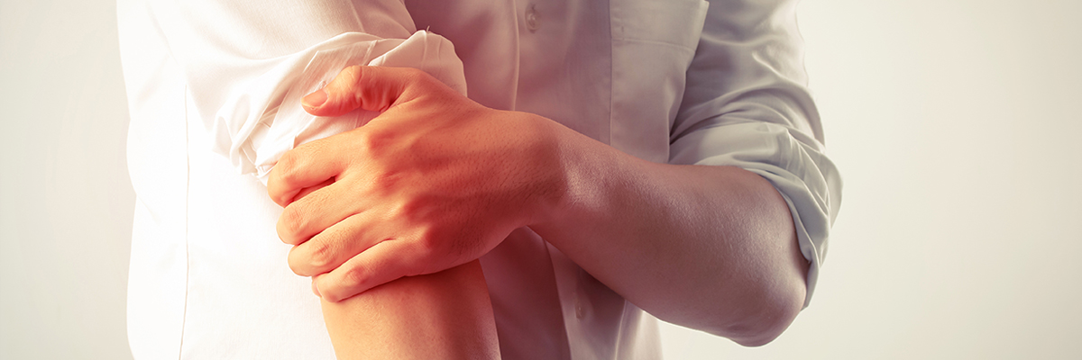 cubital tunnel syndrome in elbow