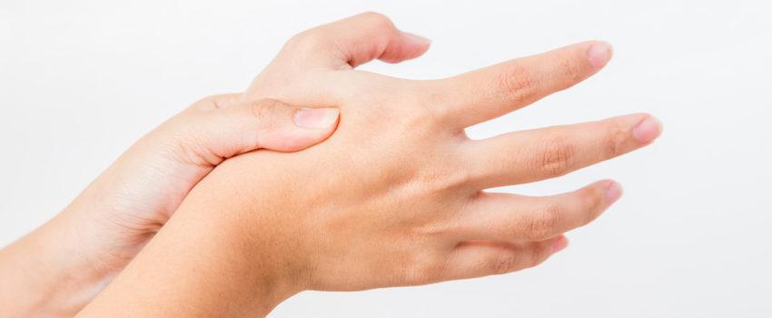 Pain from Thumb Arthritis